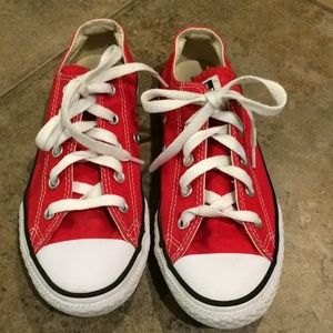 Converse CTAS Low Top Sneakers Size Youth 2